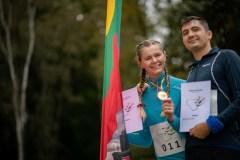 "Bėgimas ""Penki už Lietuvą"" Rogalande"