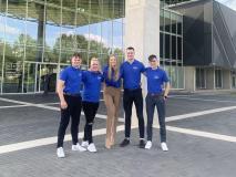 Geriausi Europoje: KTU studentų komandų laimėjimai pasauliniame skaitmeninės rinkodaros konkurse