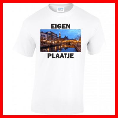 Leiden T-shirt eigen opdruk
