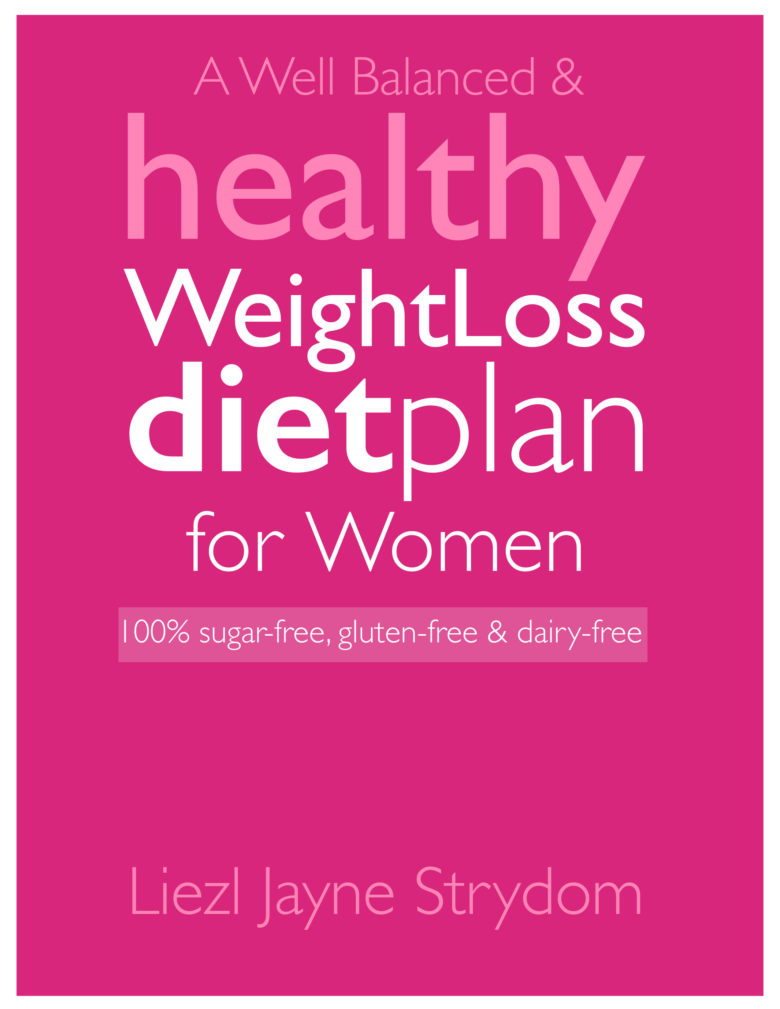 food plan for womens weight loss