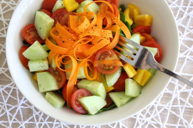 Easy Go-To Salad