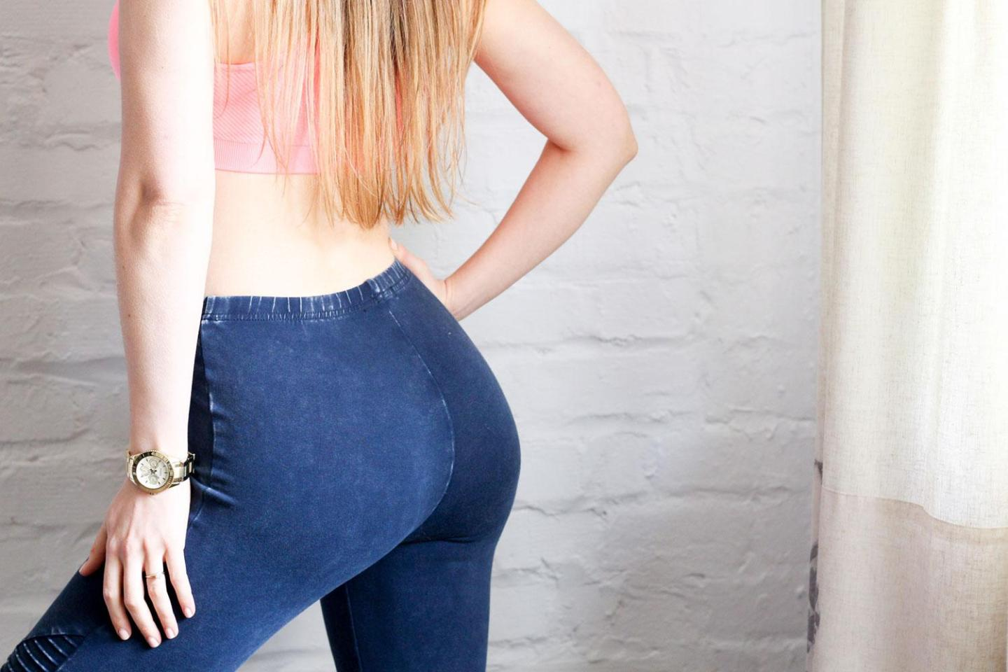 15 Minutes to Your Best Booty – Butt & Thigh Workout for a Bigger Butt