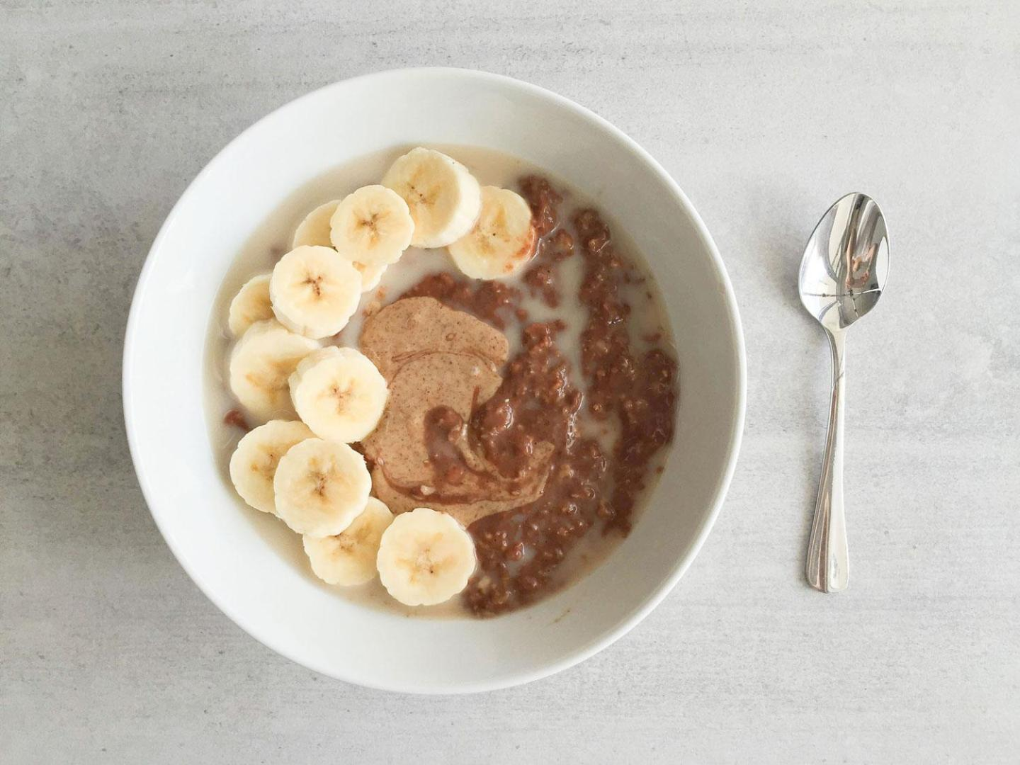 The Unusual Breakfast I Swear By For Losing Weight