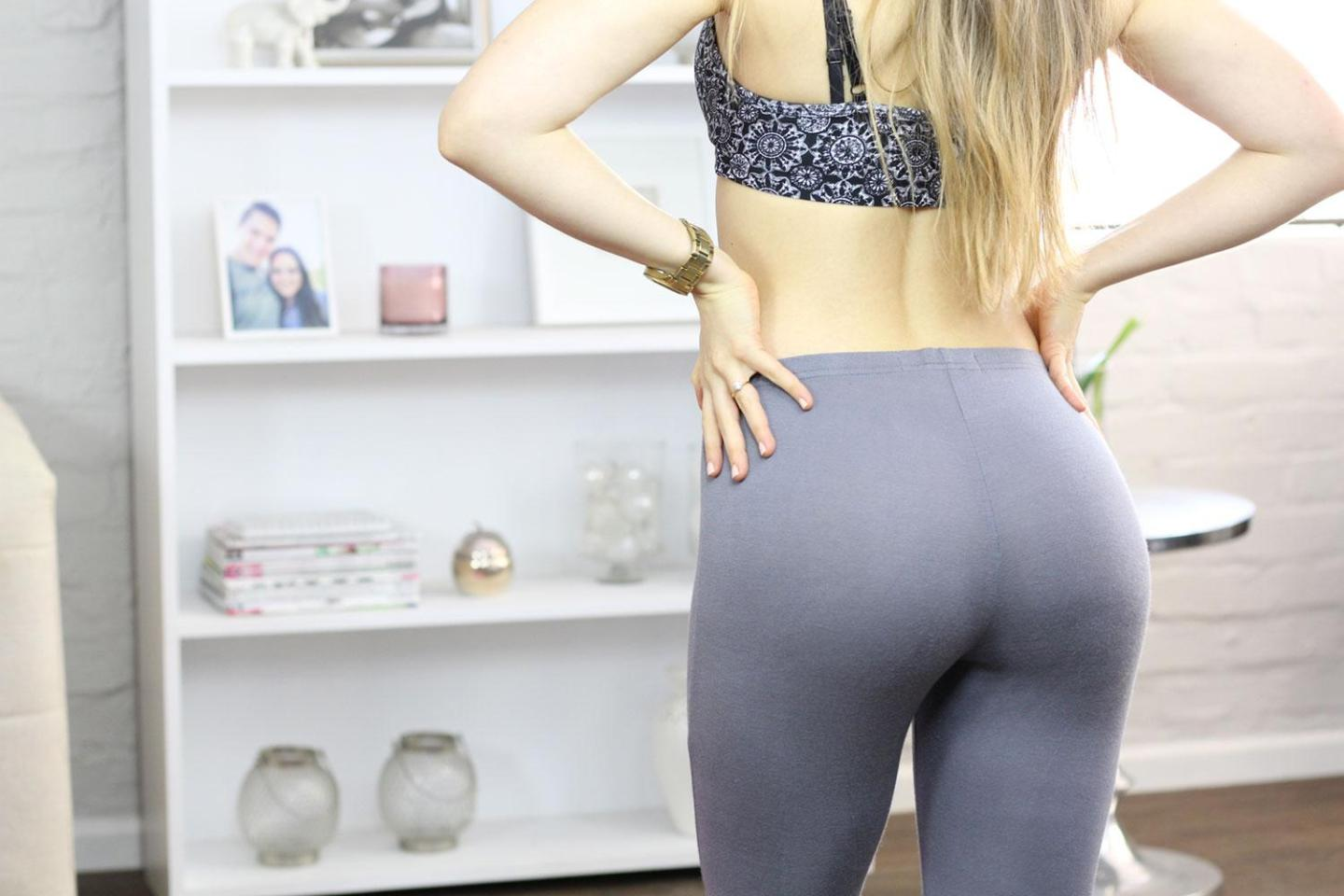 MY FITNESS ROUTINE – BUTT & LEGS WORKOUT!