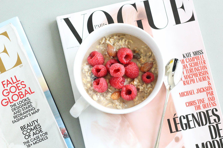 Champion Breakfast Protein Overnight Oats (gluten-free, dairy-free)