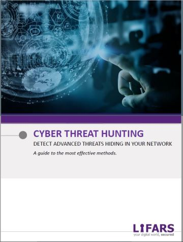 Cyber Threat Hunting White Paper by LIFARS