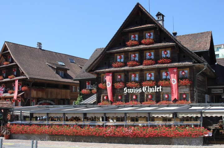 Ransomware swiss charlet - Hackers Strike Major Canadian Restaurant Chains with Ransomware