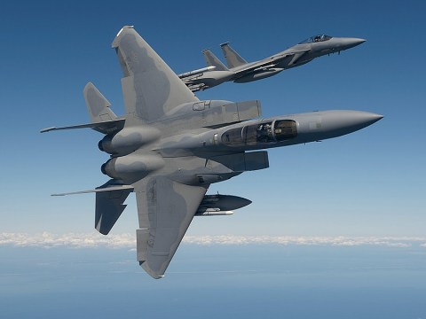 Hackers found serious vulnerabilities in a U.S. McDonnell Douglas F-15 Fighter Jet