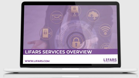 LIFARS Services Overview From Cyber Resiliency Services to Cybersecurity Emergency Response