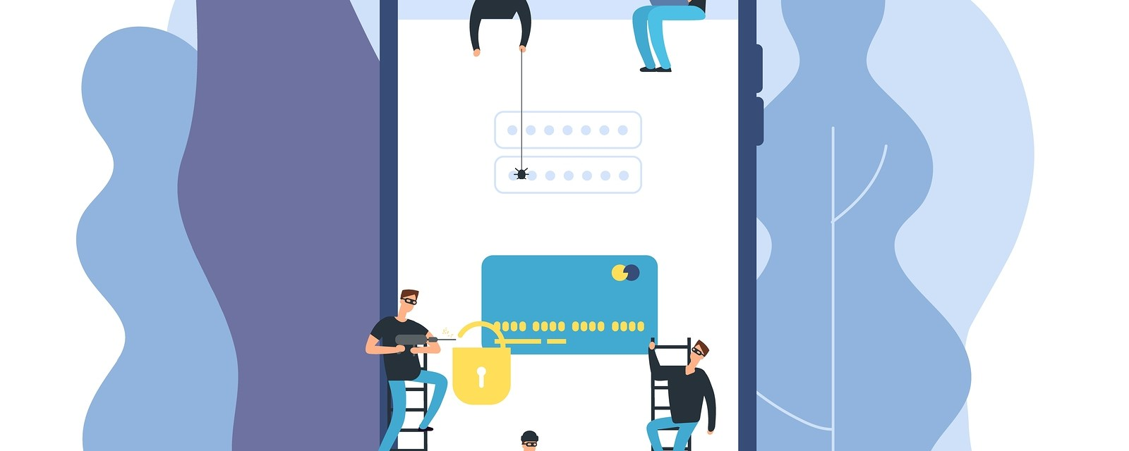 Mobile Banking Users are Targeted By SMS-based Phishing Attacks