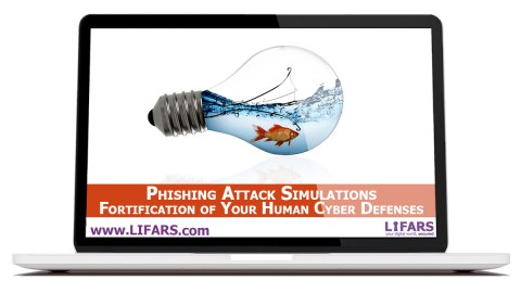 Phishing Attack Simulations - Fortification of Your Human Cyber Defenses