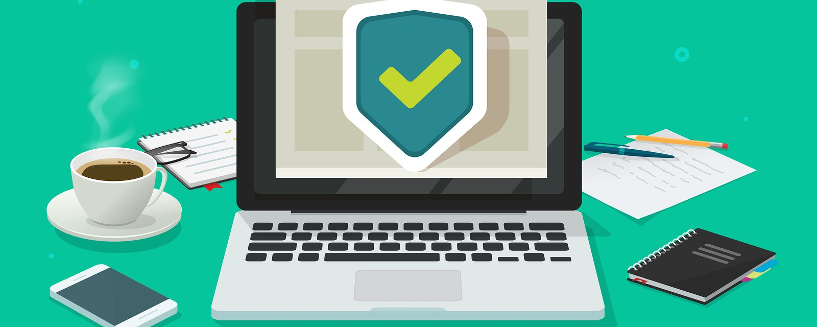 What is Web browser security