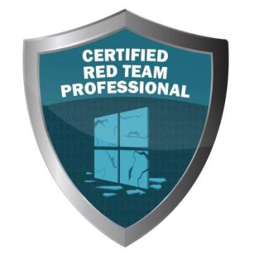 Certified Red Team Professional (CRTP)