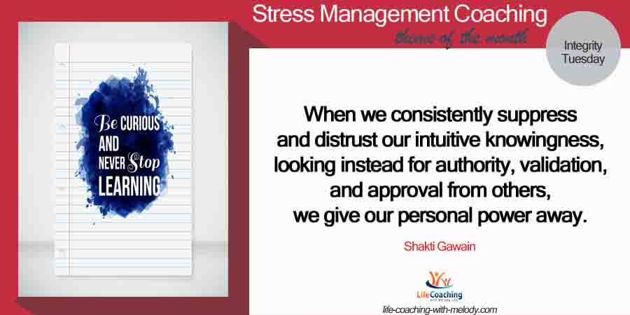 Stress Management: How Honest is Your Self-Communication?