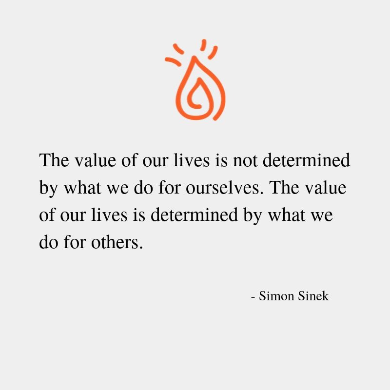 Life Excel - Simon Sinek - Lent 2020 Day 5