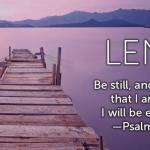 Lent 2021 Easter Week – Tuesday