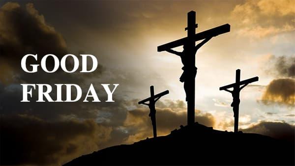 Lent 2021 Good Friday