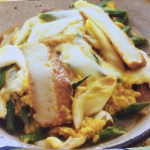 「ẩm thực nhật」món ăn từ đậu rán trứng gà và đậu đũa