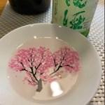 冷感グラス桜