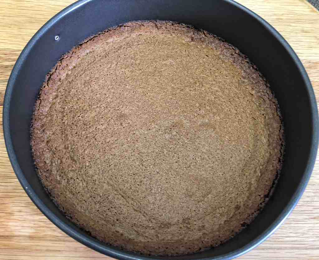 Cheesecake Biscuit Base