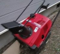 電動除雪機って役に立つの?充電式除雪機はある?北海道でも可能?
