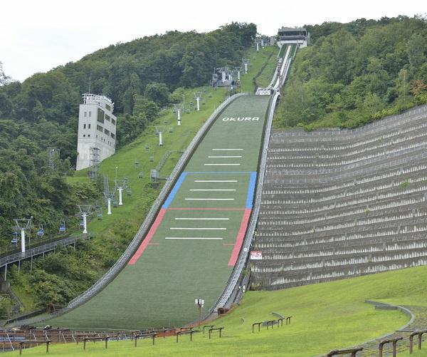 第18回札幌市長杯大倉山サマージ...