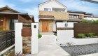 愛知県西尾市の新築エクステリア;素材にこだわったエレガントなバリ風リゾート外構
