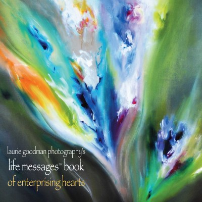 Life Messages™ Book of Enterprising Hearts - Cover Photo