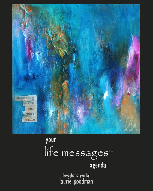 Life Messages™ Agenda - Cover Photo