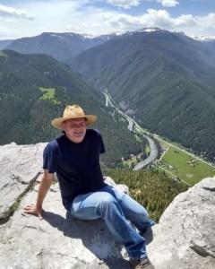 Роланд Эбель, ученый из университета штата Монтана