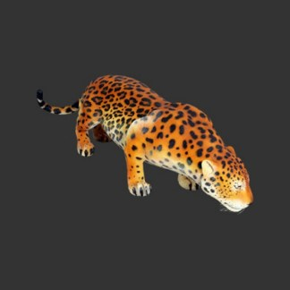 Leopard-Lifesize-Realistic-Animal-Model