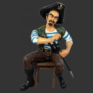 Pirate Pedro Life Size Model
