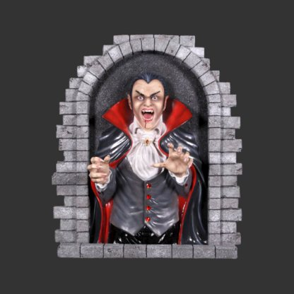 Dracula Wall Decor Realistic 3D Wall Decor