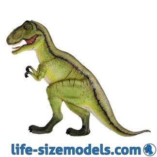 T-Rex Wall Decor Statue