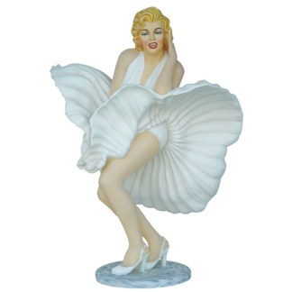 Marilyn Monroe 3D Realistic Life Size Figure