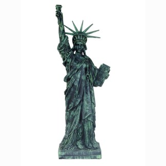 Statue Of Liberty 3D Realistic Life Size Figure