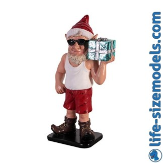 Sunny Elf 2ft Christmas Figure