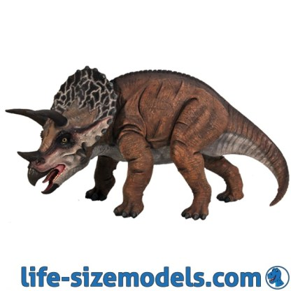 Definitive Triceratops Statue