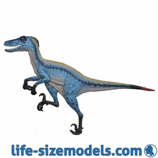 Deinonychus Wall Decor Statue