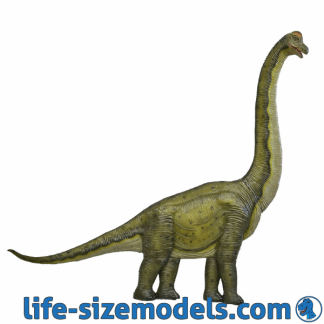 Brachiosaurus Wall Decor Statue