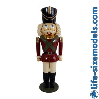 Nutcracker 5ft Figure