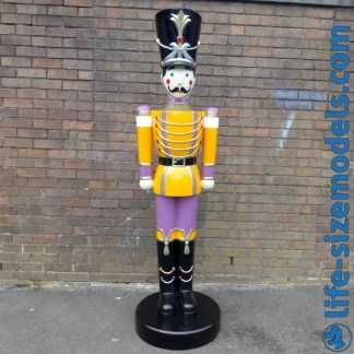 Toy Soldier 6.5ft Figure 3D Realistic Life Size Model