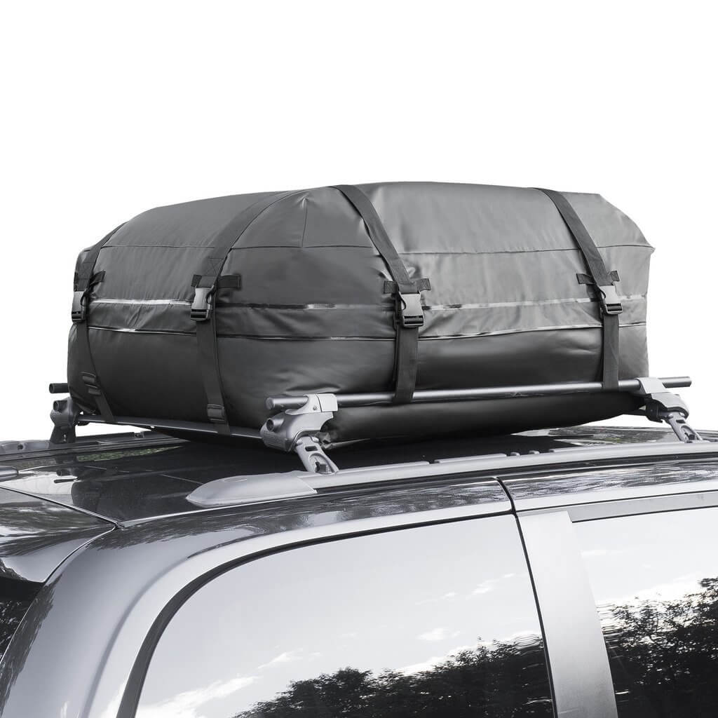 100% Waterproof Soft Cargo Bag Top Roof Carrier Bag Car ...