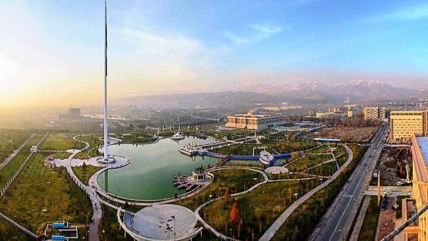 Душанбе фото и картинки — старинные и новые