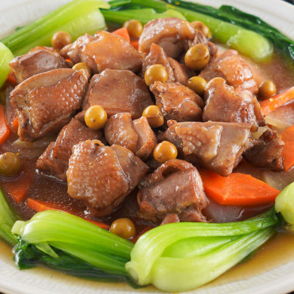 彩頭醬燒雞 -15分鐘上菜-600s