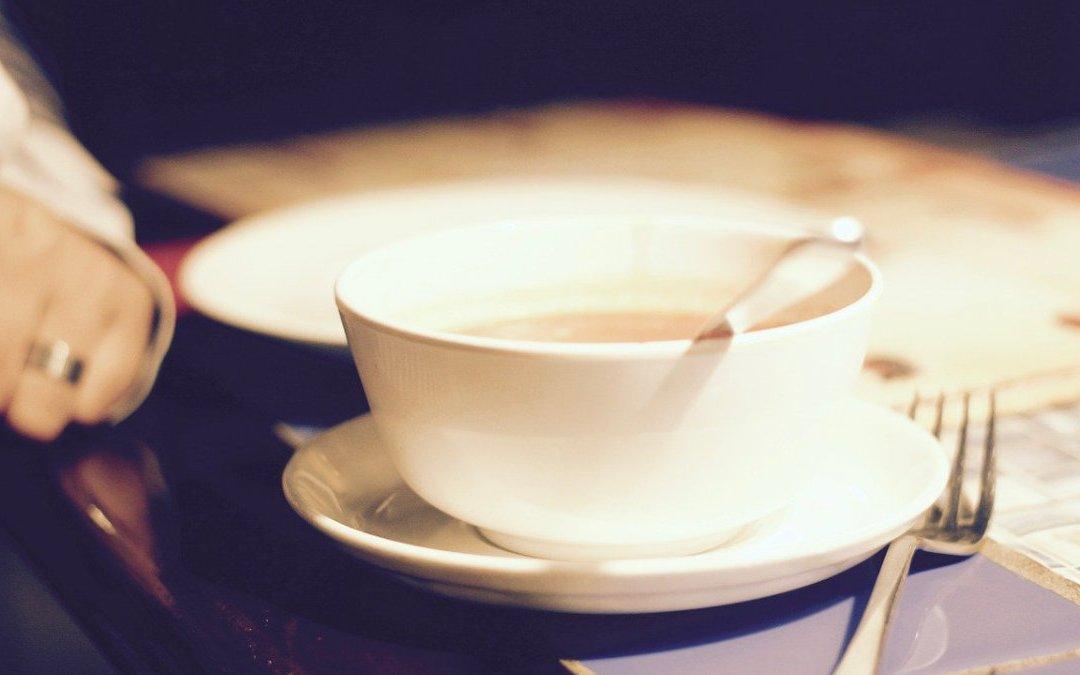 雞湯食譜:山藥蒜薑雞湯,冬令進補一指搞定!