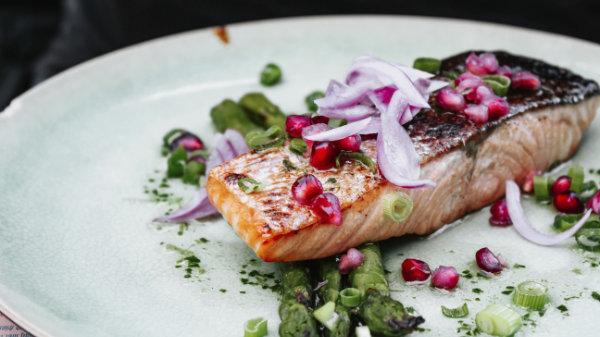 免疫力-飲食建議-鮭魚