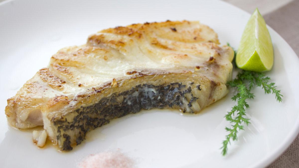 龍膽石斑料理-香煎龍膽石斑魚排