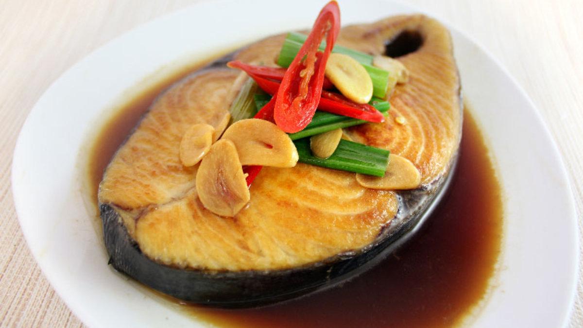 紅燒土魠魚吃100公克幾乎滿足DHA 一日需求- 安永生活誌