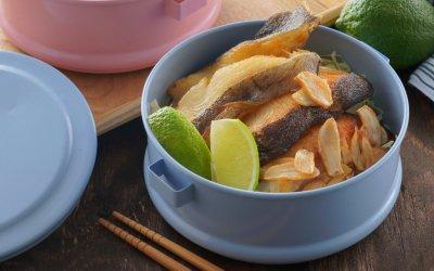 香煎扁鱈 煎出金黃外皮扁鱈的技巧!